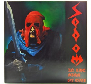 Sodom - In The Sign Of Evil 1985 GER 1 PRESS