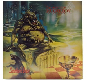 Protector - Leviathan's Desire 1990 GER 1 PRESS