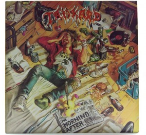 Tankard - The Morning After 1988 GER 1 PRESS
