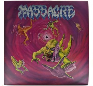 Massacre - From Beyond 1991 UK