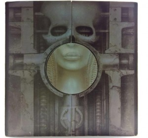 Emerson, Lake & Palmer - Brain Salad Surgery + Poster 1973 US