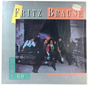Fritz Brause - Don't Go