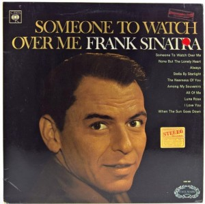 Frank Sinatra - Someone To Watch Over Me UK