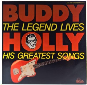 Buddy Holly - The Legend Lives