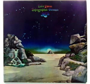 Yes - Tales From Topographic Oceans 1973 GER