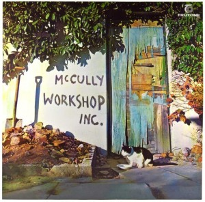 McCully Workshop - McCully Workshop Inc. 180g