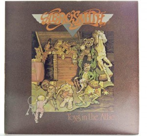Aerosmith - Toys In The Attic 1977 HOL