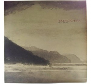 Hidden Orchestra - Night Walks 2011 GER 1 PRESS Limited Ed.