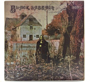 Black Sabbath - Black Sabbath 1976 UK