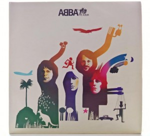 ABBA - The Album 1977 INDIA