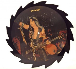 W.A.S.P. - Interview (WASP) 1989 UK Limited Ed.