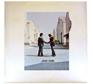 Pink Floyd - Wish You Were Here 1977
