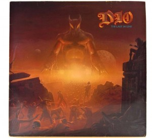 Dio - The Last In Line 1984 GER 1 PRESS
