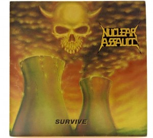 Nuclear Assault - Survive 1988 UK
