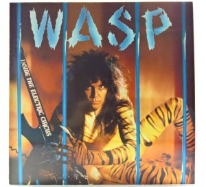 W.A.S.P. - Inside The Electric Circus (WASP) 1986 EU