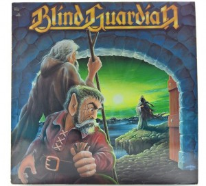 Blind Guardian - Follow The Blind 1989 GER 1 PRESS