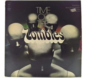 Zombies - Time Of The Zombies 1973 HOL