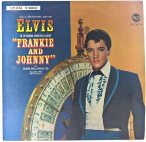 Elvis Presley - Frankie And Johnny 1966