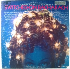 Christopher Scott - Switched On Bacharach