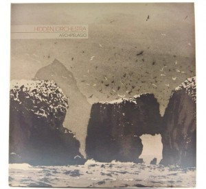 Hidden Orchestra - Archipelago (Limited Edition, Clear Vinyl)