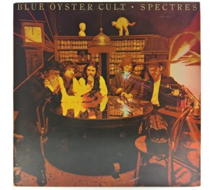 Blue Oyster Cult - Spectres 1977 UK