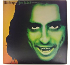 Alice Cooper - Alice Cooper Goes To Hell 1976 UK