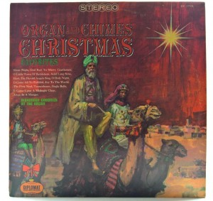 Alexander Goodrich - Organ And Chimes Christmas 1970 US