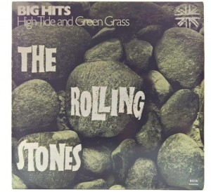 Rolling Stones - Big Hits High Tide And Green Grass 1976 GER Club Ed. (Collectible Very Rare Limited Edition)
