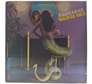 Barrabas - Watch Out 1976 US