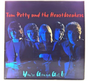Tom Petty And The Heartbreakers - You're Gonna Get It! 1978 UK 1 PRESS