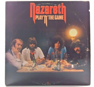 Nazareth - Play'n' The Game 1976 US