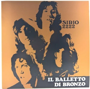 Balletto Di Bronzo - Sirio 2222 Limited Ed. Numbered