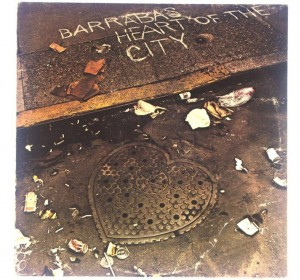 Barrabas - Heart Of The City 1975 US