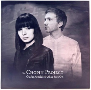 Olafur Arnalds & Alice Sara Ott - The Chopin Project 180g