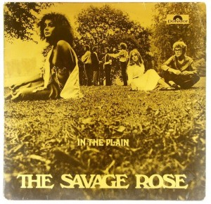 Savage Rose - In The Plain 1969 GER 1 PRESS