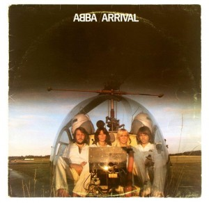 ABBA - Arrival 1976 SWEDEN 1 PRESS