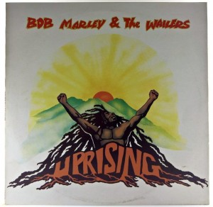 Bob Marley & The Wailers - Uprising 1980 PORTUGAL
