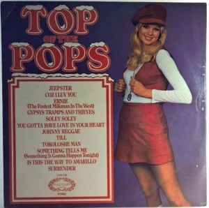 Top Of The Poppers - Top Of The Pops Vol. 21