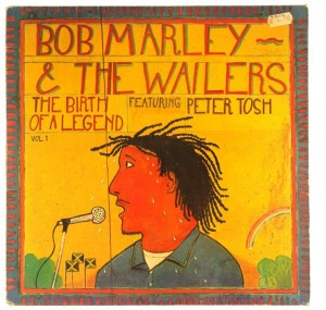 Bob Marley & The Wailers Feat Peter Tosh - The Birth Of A Legend 1977 UK 1 PRESS