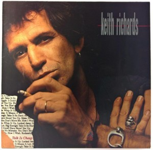 Keith Richards - Talk Is Cheap 1988 GER