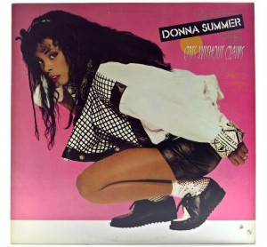 Donna Summer - Cats Without Claws 1984 CANADA 1 PRESS