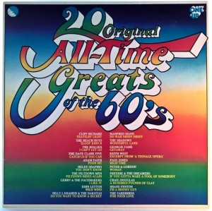 Various - 20 Original All-Time Greats Of The 60's