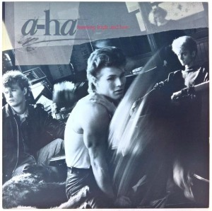 a-ha - Hunting High And Low 180g