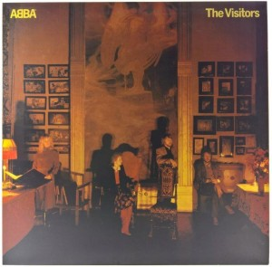ABBA - The Visitors 180g