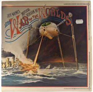 Jeff Wayne - The War Of The Worlds 1978 UK