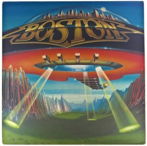 Boston - Don't Look Back HOL