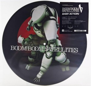 Boom Boom Satellites - Easy Action