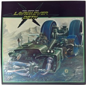 Lawnmower Deth / Metal Duck - Mower Liberation Front / Quack Em All