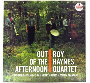 Roy Haynes Quartet - Out Of The Afternoon 2007 180g (Speakers Corner Audiophile Release)
