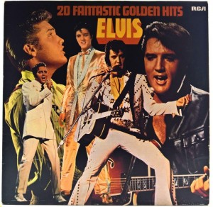 Elvis Presley - 20 Fantastic Golden Hits Club Ed.